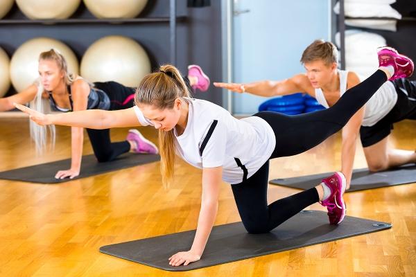 Regular exercise helps improve sleep