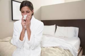 Sick in a Hotel