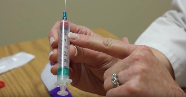 Vitamin B12 Syringe